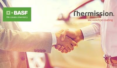 Kooperation BASF mit Thermission