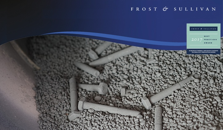 Frost & Sullivan: Zinc thermal diffusion from Thermission leading in corrosion protection - Post Image