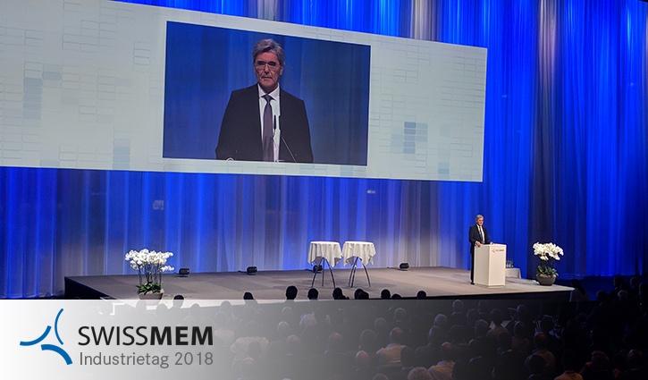 SWISSMEM Industrietag: NACHHALTIGKEIT - Post Image