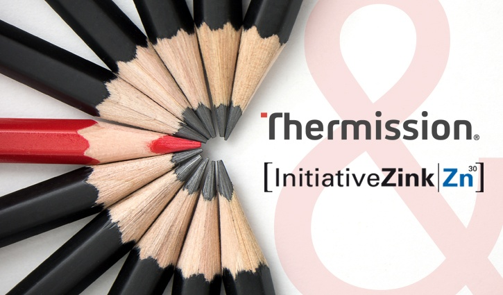 Thermission as a new member of Initiative Zink Listing Image